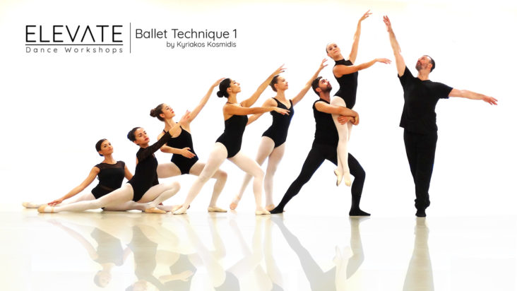 Elevate Ballet Technique 1