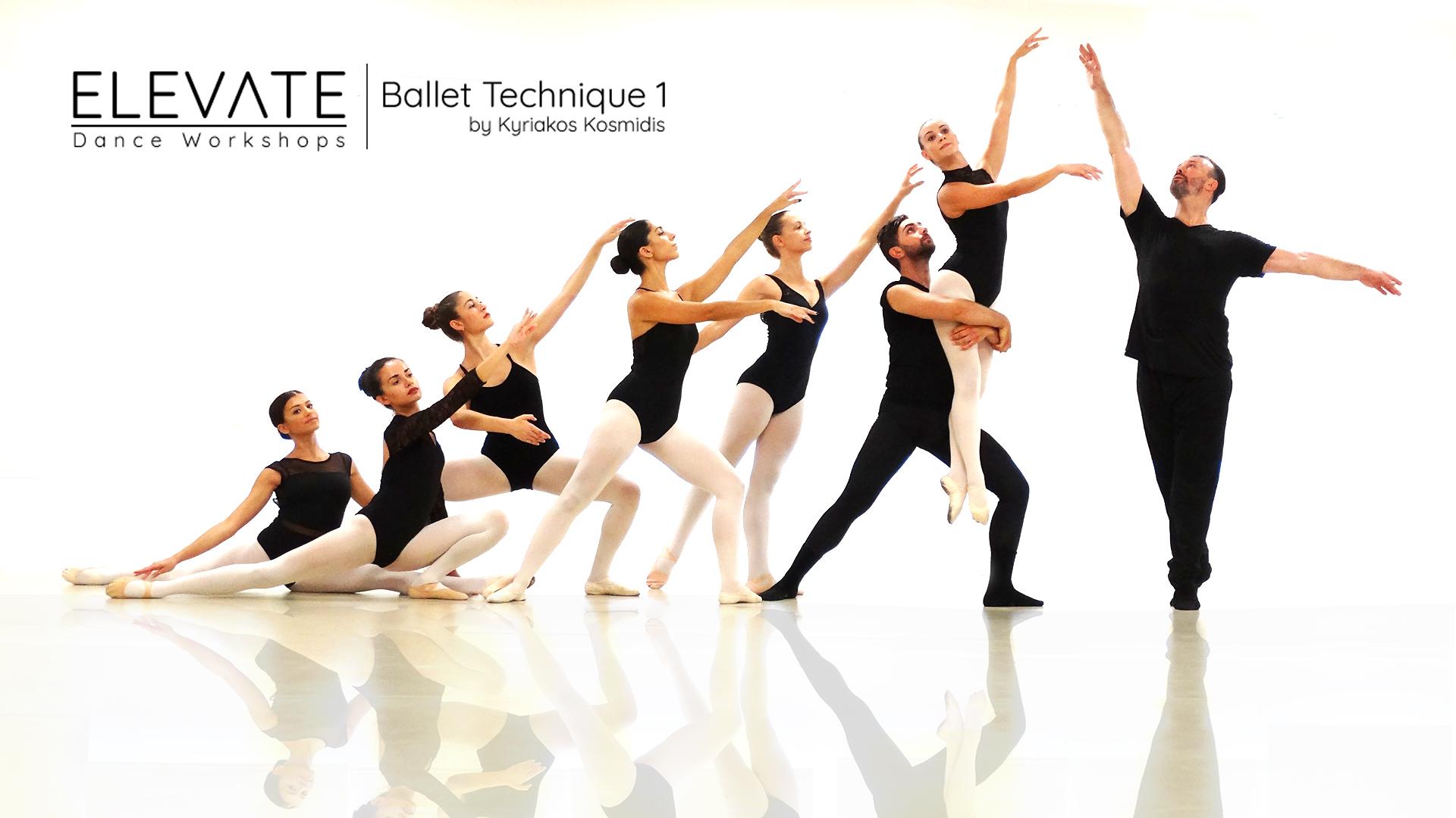 Elevate Ballet Technique 1